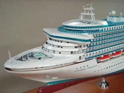 注文 船舶模型