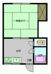 舘山アパート
