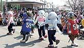 キャラクターダンス&ゲームショー(